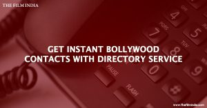 Bollywood Contacts with Directory Service