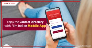 Enjoy the Contact Directory with Film Indian Mobile App