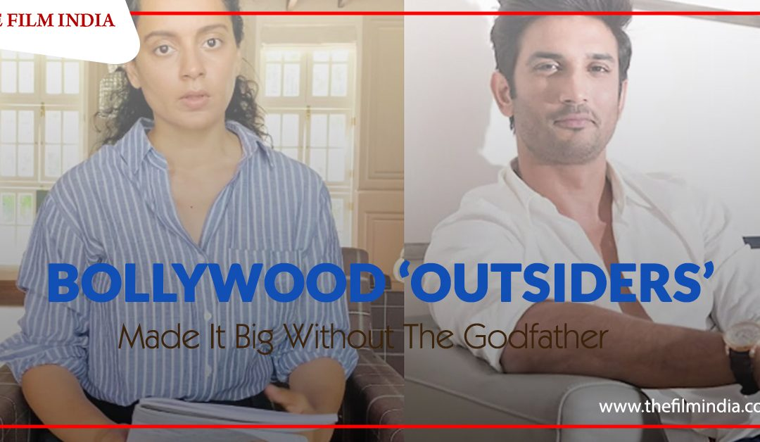 How Do The Bollywood 'Outsiders Made It Big Without The Godfather