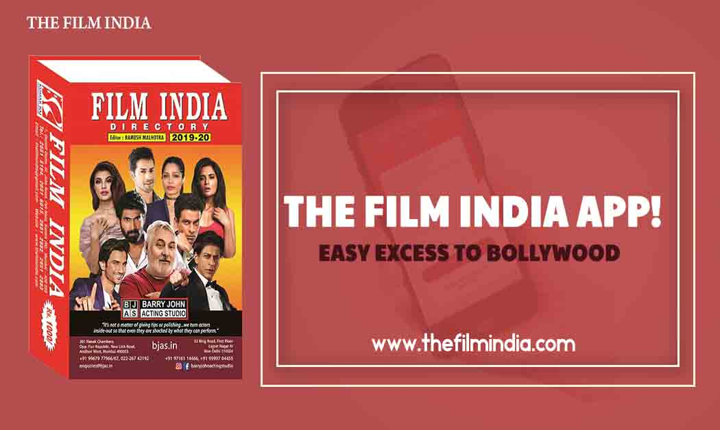 Easy Excess to Bollywood. The film India App!